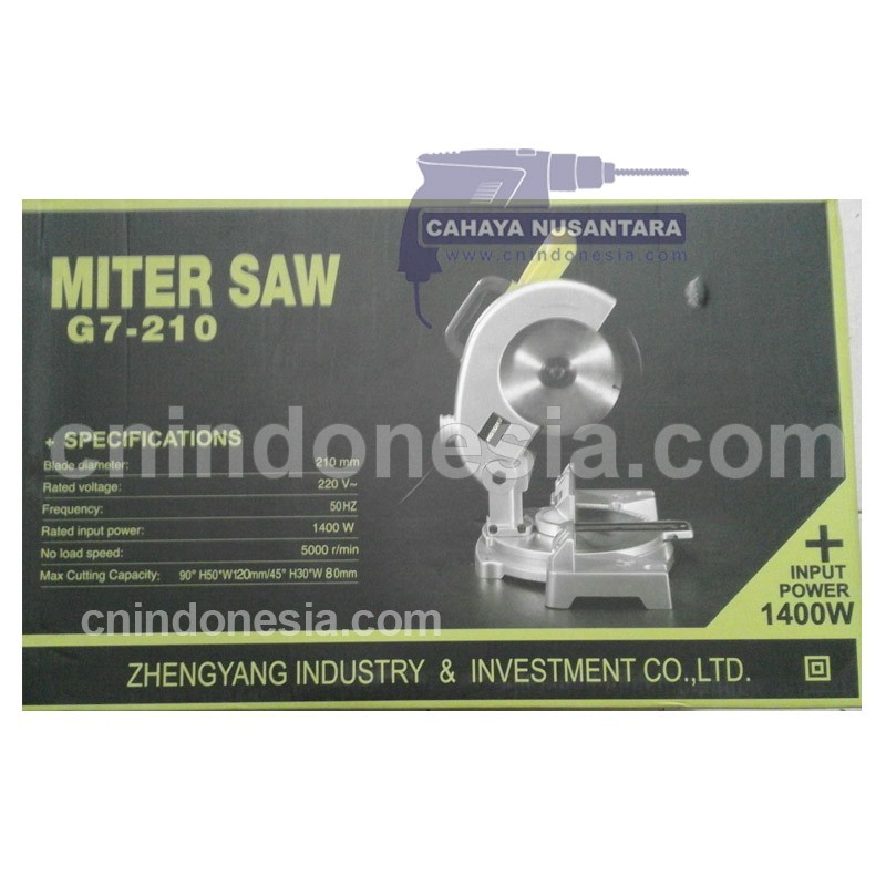 MITTER SAW G7-210